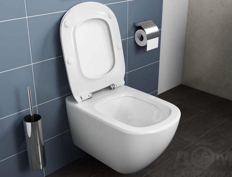 WC školjka TESI AquaBlade (T007901) Image